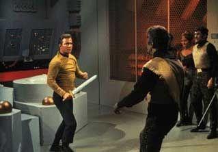 Filmlegende: William Shatner alias Captain Kirk