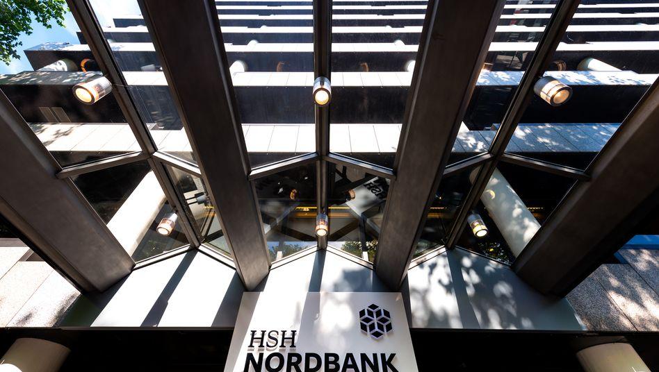 Zentrale der nördlichsten deutschen Landesbank in Hamburg