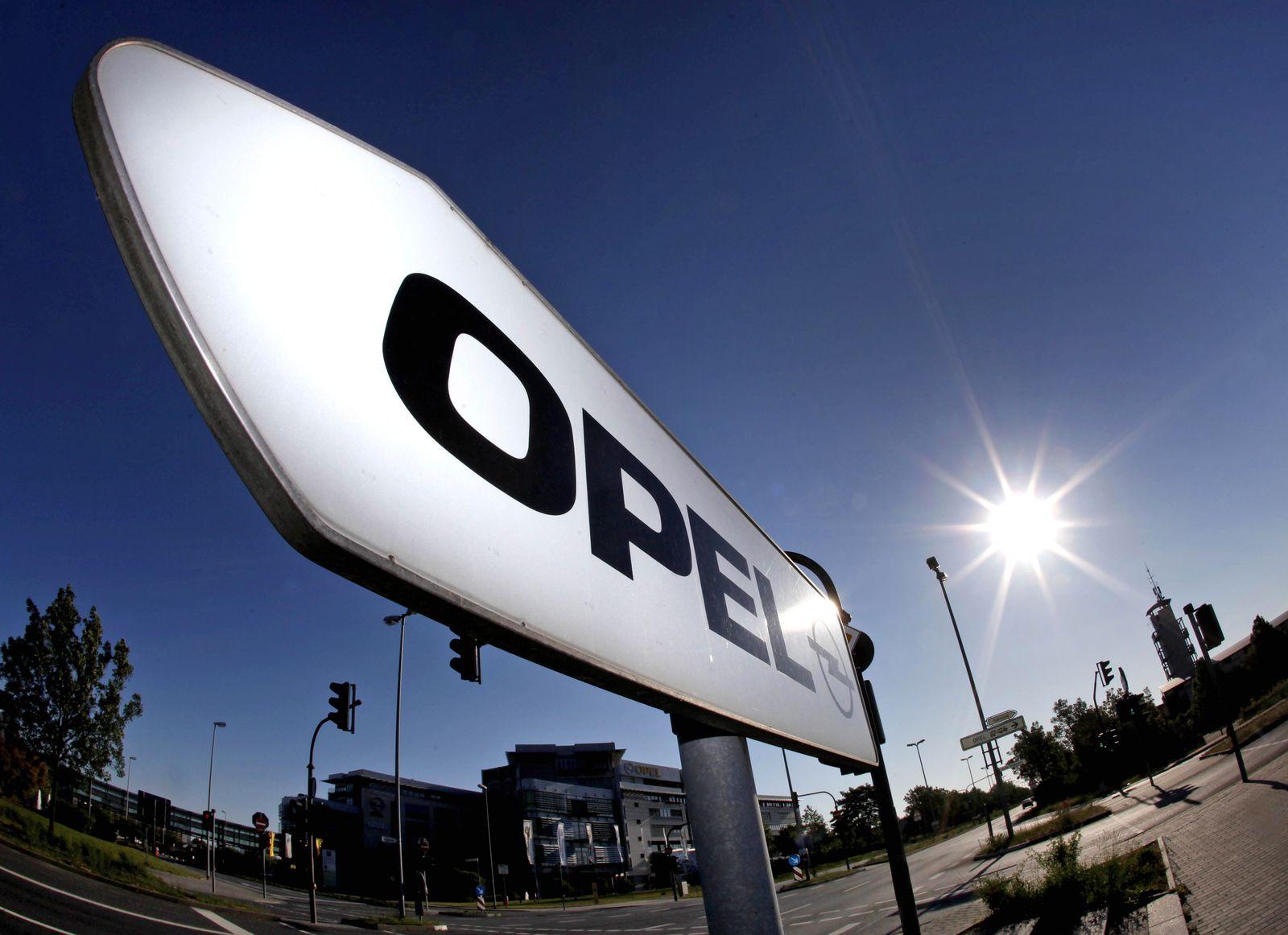 Opel BAIC