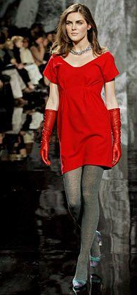 Unbekannte Schönheiten: Die Models von Tommy Hilfiger sind immer erst morgen berühmt