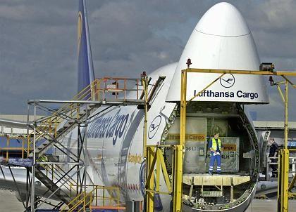 Lufthansa: Die ersten beiden Frachtmaschinen werden stillgelegt. Die Cargo-Flotte hat 19 Maschinen.