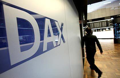 """Flucht aus dem Dax: """"Die europäische Schuldenkrise sorgt weiterhin für große Unruhe und Unsicherheit bei den Anlegern"""""""