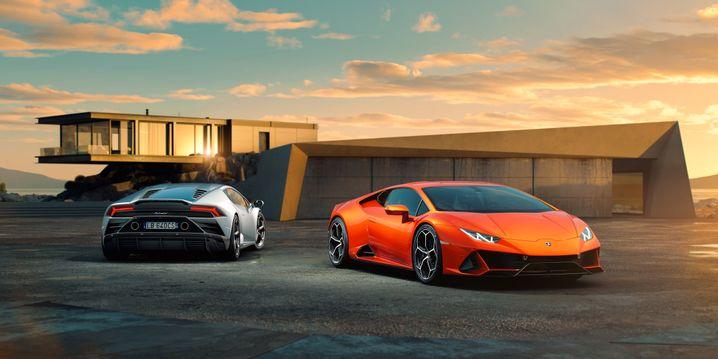 Lamborghini Huracan Evo: Der Sportwagenhersteller setzt die Produktion bis vorerst 25. März aus