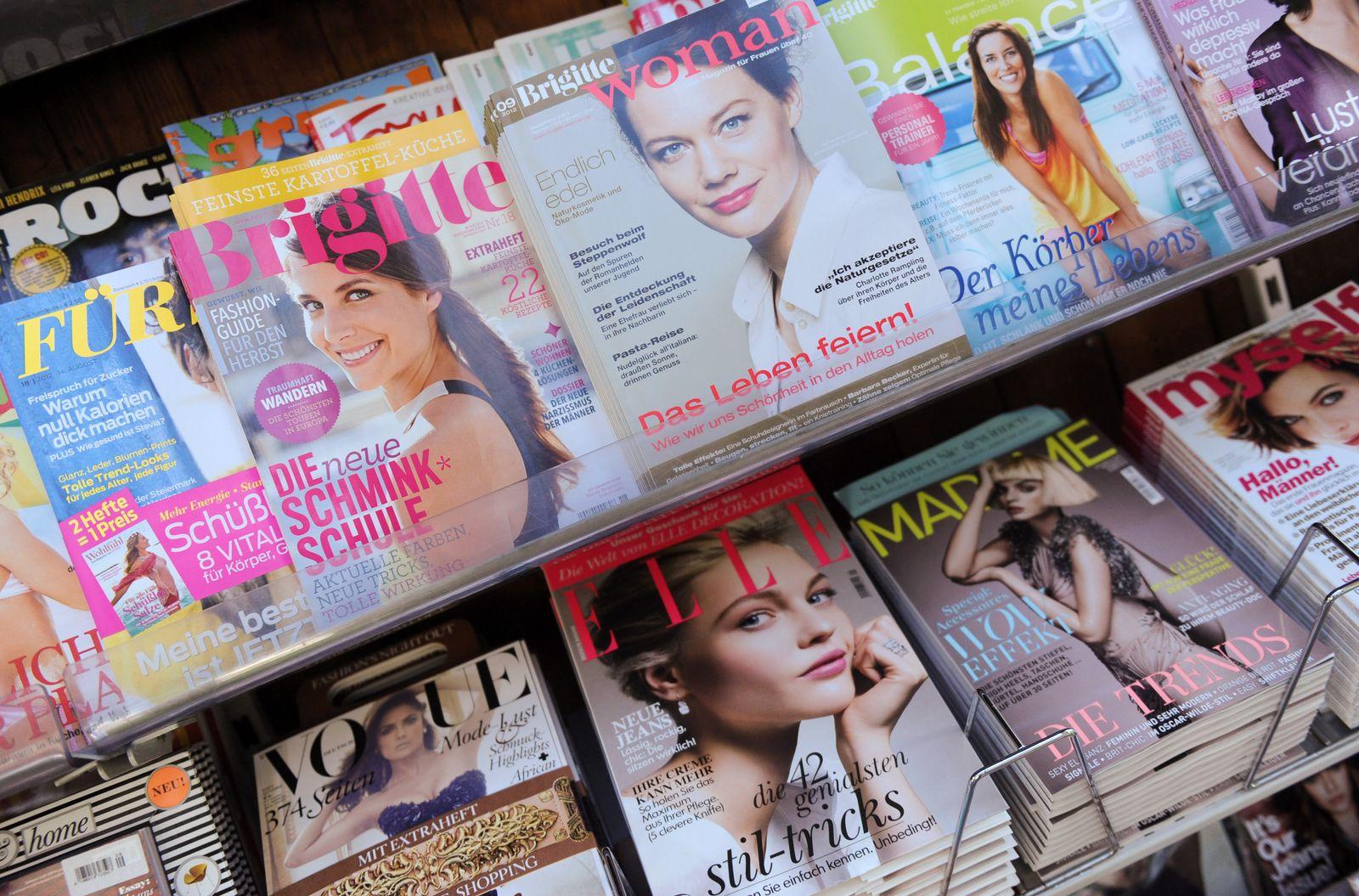 Brigitte/ Frauen-Zeitschrift