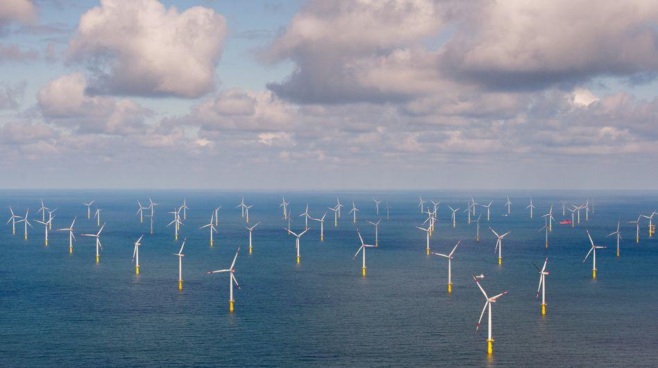 Offshore-Windpark in der Nordsee: Großauftrag von Vattenfall an Siemens-Gamesa
