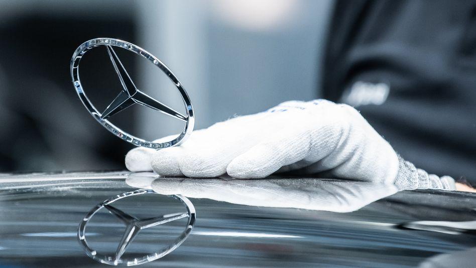 Der Stern soll wieder glänzen - und Mercedes deutlich profitabler werden