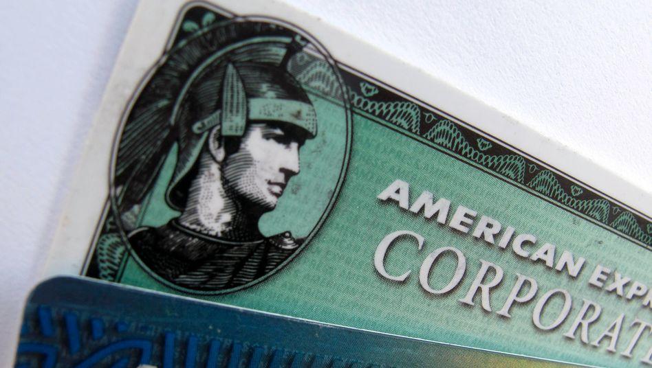 Kreditkarten von American Express