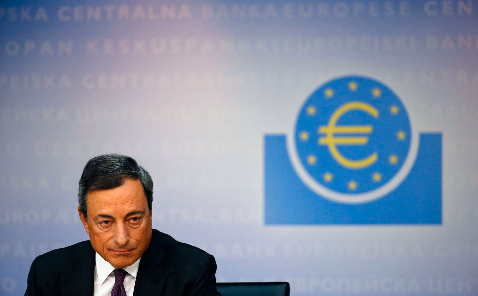 EZB Draghi