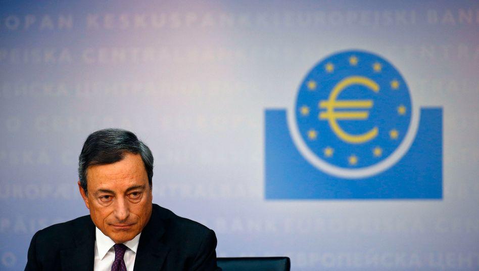 Rückendeckung für EZB-Chef Draghi: Beobachter gehen davon aus, dass der Europäische Gerichtshof nach den heutigen Gutachter-Aussagen spätestens im Herbst das OMT-Programm der EZB durchwinken wird