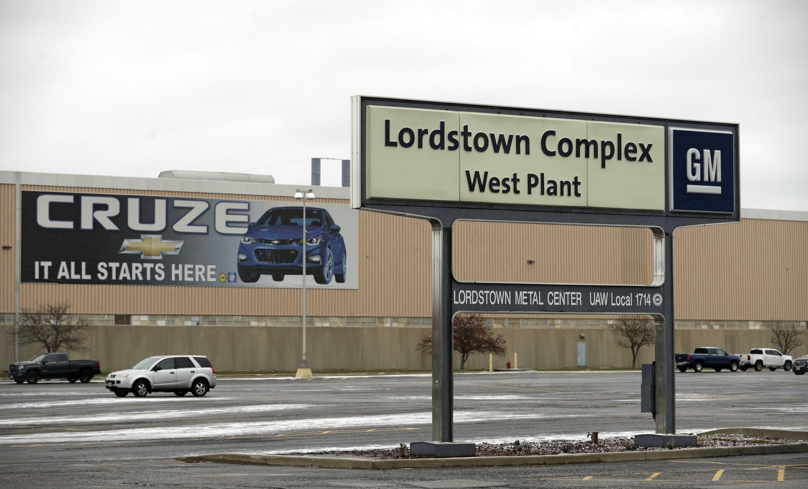 General Motors Restructuring