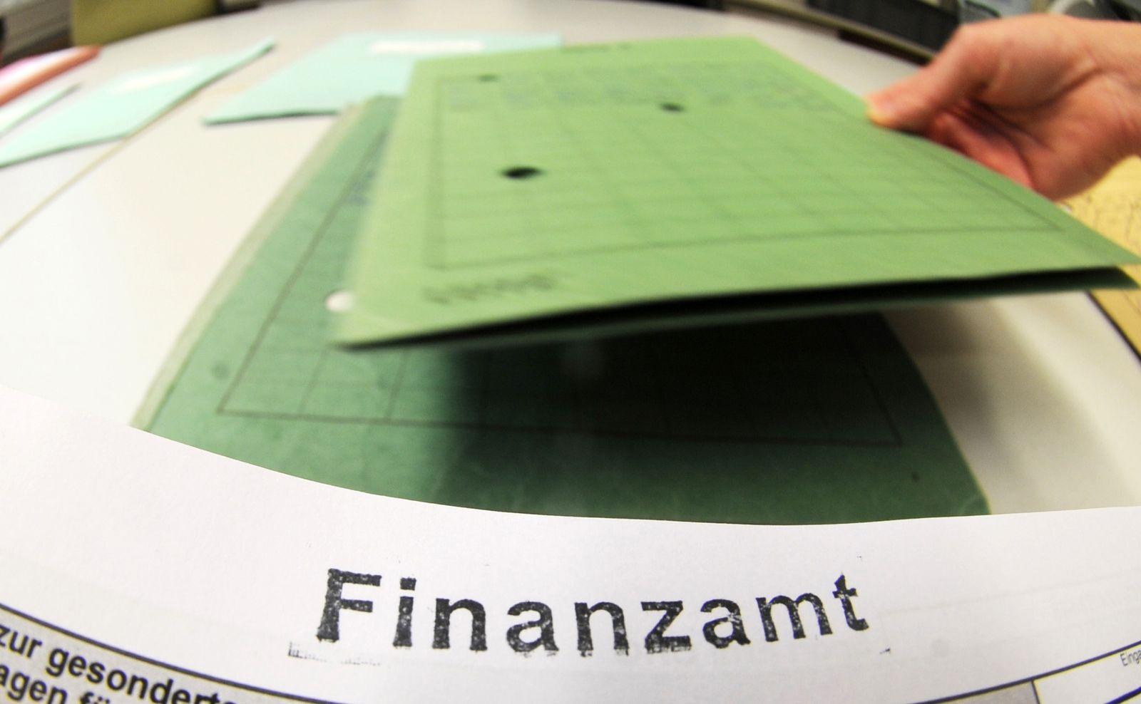 Steuer / Finanzamt