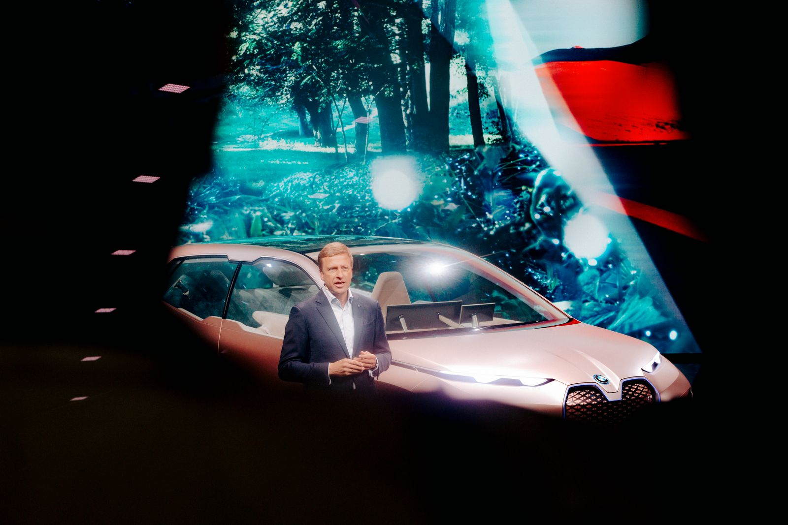 Oliver Zipse, CEO BMW, PK IAA 2019