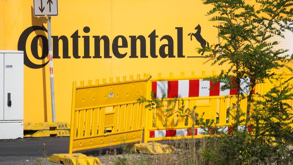 Baustelle: Corona- und Strukturkrise zwingen Continental zu verstärktem Jobabbau