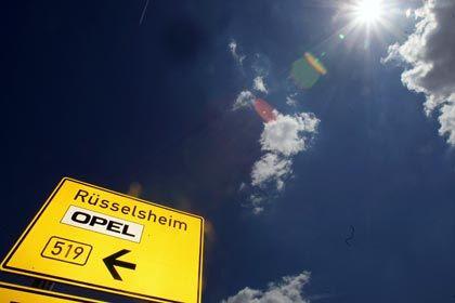 Opel-Stammsitz Rüsselsheim: Großer Stellenabbau auch in der Verwaltung