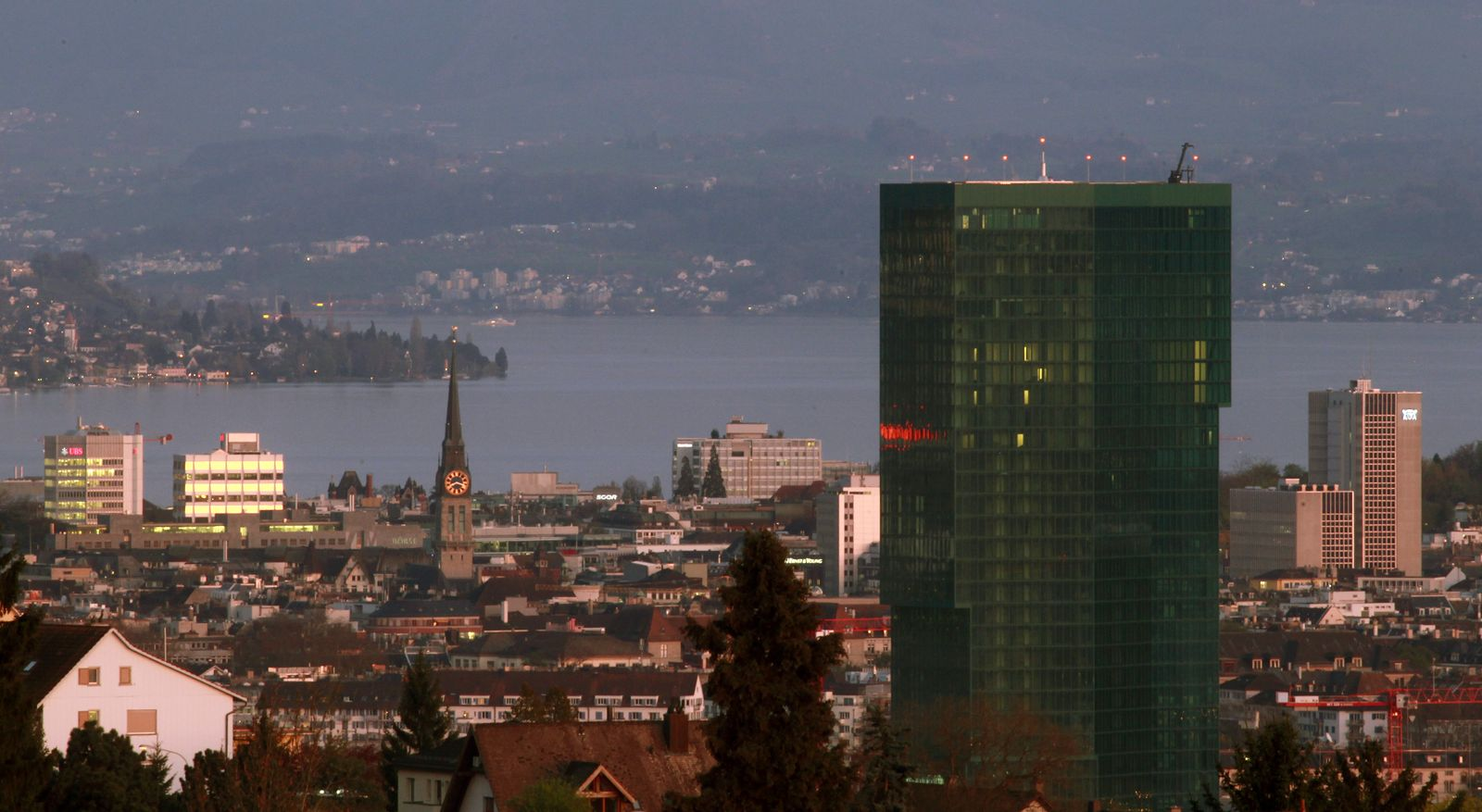 Schweiz / Zurich / City