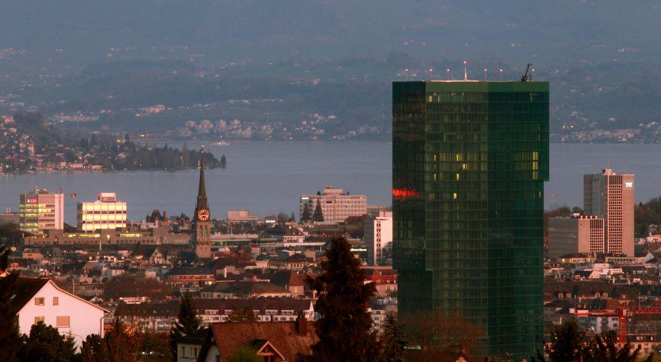 Zürich: Das Steuerabkommen mit der Schweiz soll 2013 in Kraft treten