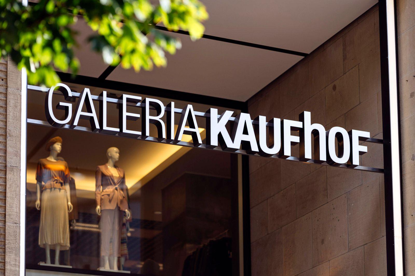 Galeria Karstadt Kaufhof Chef Miguel Müllenbach schließt