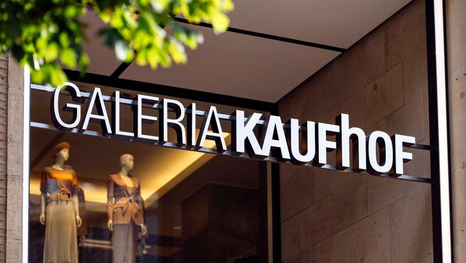 Galeria-Kaufhof-Filiale in Köln: 750 Mitarbeiter der angeschlagenen Warenhauskette können aufatmen