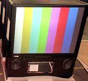 Sendeschluss: Vom bunten Strauß deutscher TV-Hersteller ist kaum etwas übrig geblieben.