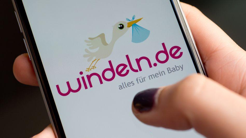Der Windelverkauf ist kapitalintensiv, der Aktienkurs explodiert: Der Babyprodukte-Anbieter Windeln.de verzeichnete zeitweise ein Kursplus von weit mehr als 500 Prozent