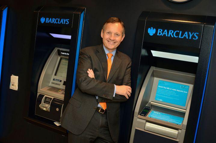 Stutzt die Investmentbanker: Barclays-Chef Antony Jenkins
