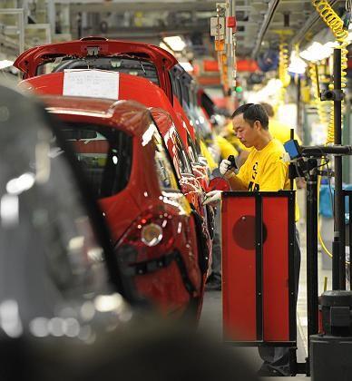 Kooperation: Opel-Autos könnten bald aus russischer Produktion kommen