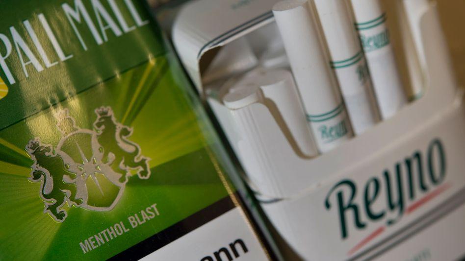 Menthol-Zigaretten von BAT: Die US-Gesundheitsbehörde FDA prüft ein Verbot