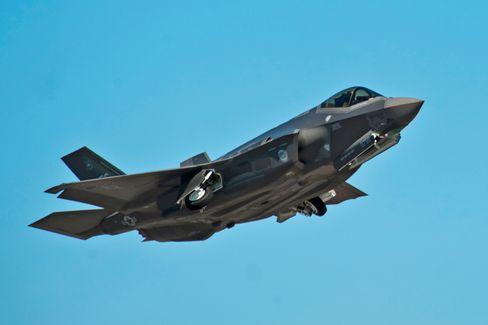 F-35-Kampfjet von Lockheed Martin: Mehr als 400 Kilogramm Seltene Erden in einem Jet