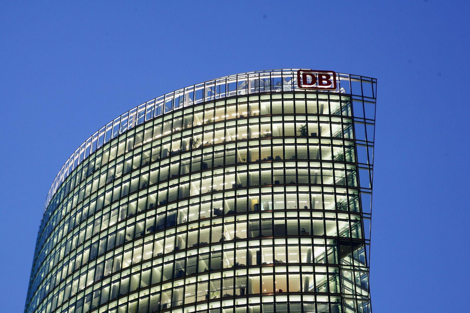 THEMEN Deutsche Bahn