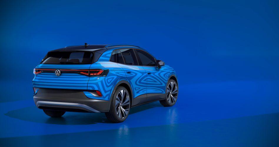 Volkswagens neuer Elektro-SUV, der ID.4, soll noch in diesem Jahr an den Start gehen