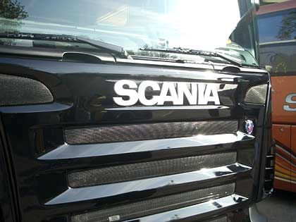 Keine Obergrenze für VW-Anteil mehr: Lkw von Scania
