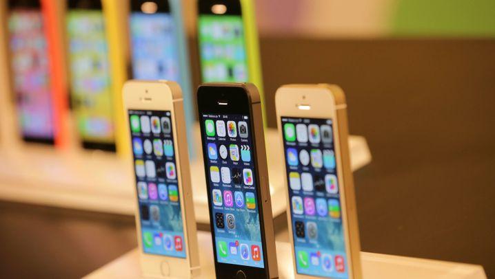 iPhone 5s und 5c: Das sind Apples neue Smartphones