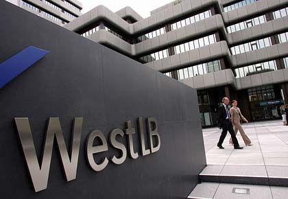 WestLB-Zentrale: Ex-Chef Fischer soll angeblich eine üppige Abfindung erhalten
