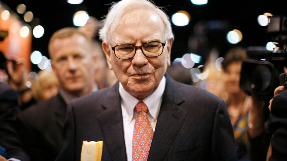Warren Buffett: Milliardär für höhere Reichensteuer