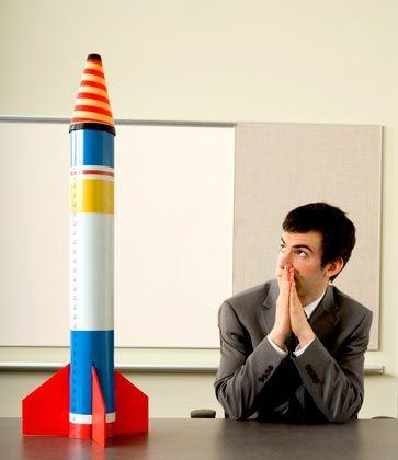 Erst nachdenken, dann abheben: Zündende Ideen entstehen im Kopf