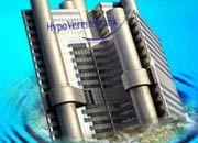 Im Strudel fauler Kredite droht der HypoVereinsbank eine weitere Abstufung durch die Ratingagenturen.