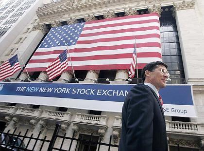 New York Stock Exchange: John Thain, Chef der New Yorker Börse (Nyse) läuft an der weltgrößten Börse vorbei. Die Nyse befindet sich Thains Aussagen zufolge in Gesprächen mit anderen Handelsplätzen über eine Partnerschaft oder eine Fusion