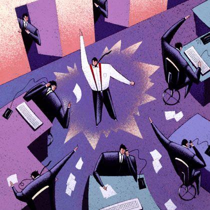 Schluss mit dem Chaos im Büro: WLAN macht es möglich