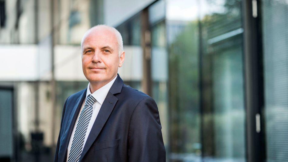 Traton-Chef Gründler: Der 54-Jährige löste im Juli den bisherigen Chef Andreas Renschler ab