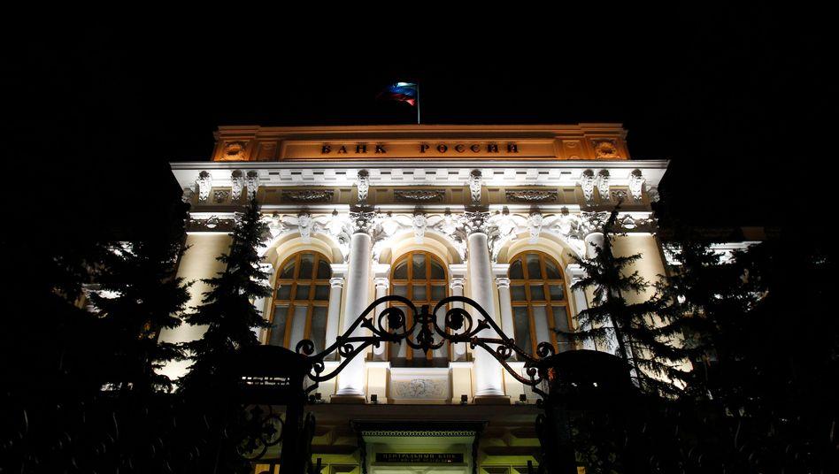 Zentralbank in Moskau: Die Ergebnisse des G20-Gipfels blieben hinter den Erwartungen zurück