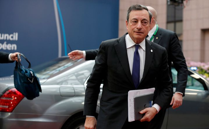 EZB-Chef Mario Draghi: Wachstum in Europa dürfte infolge des Brexit sinken