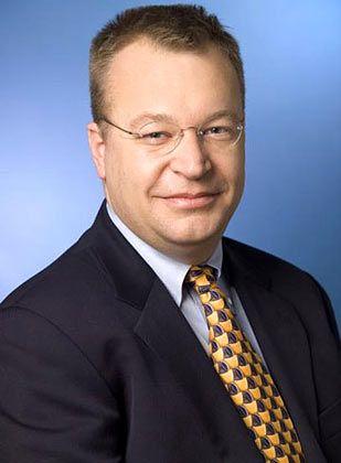 Neues Gesicht: Den Geschäftskundenbereich von Microsoft leitet künftig Stephen Elop
