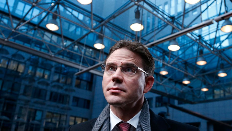 """Jyrki Katainen, EU-Kommissar für Wachstum und Investitionen: """"Wir wollen sicherstellen, dass Investoren aus Drittstaaten Akquisitionen in der EU nicht mit staatlichen Subventionen finanzieren"""""""