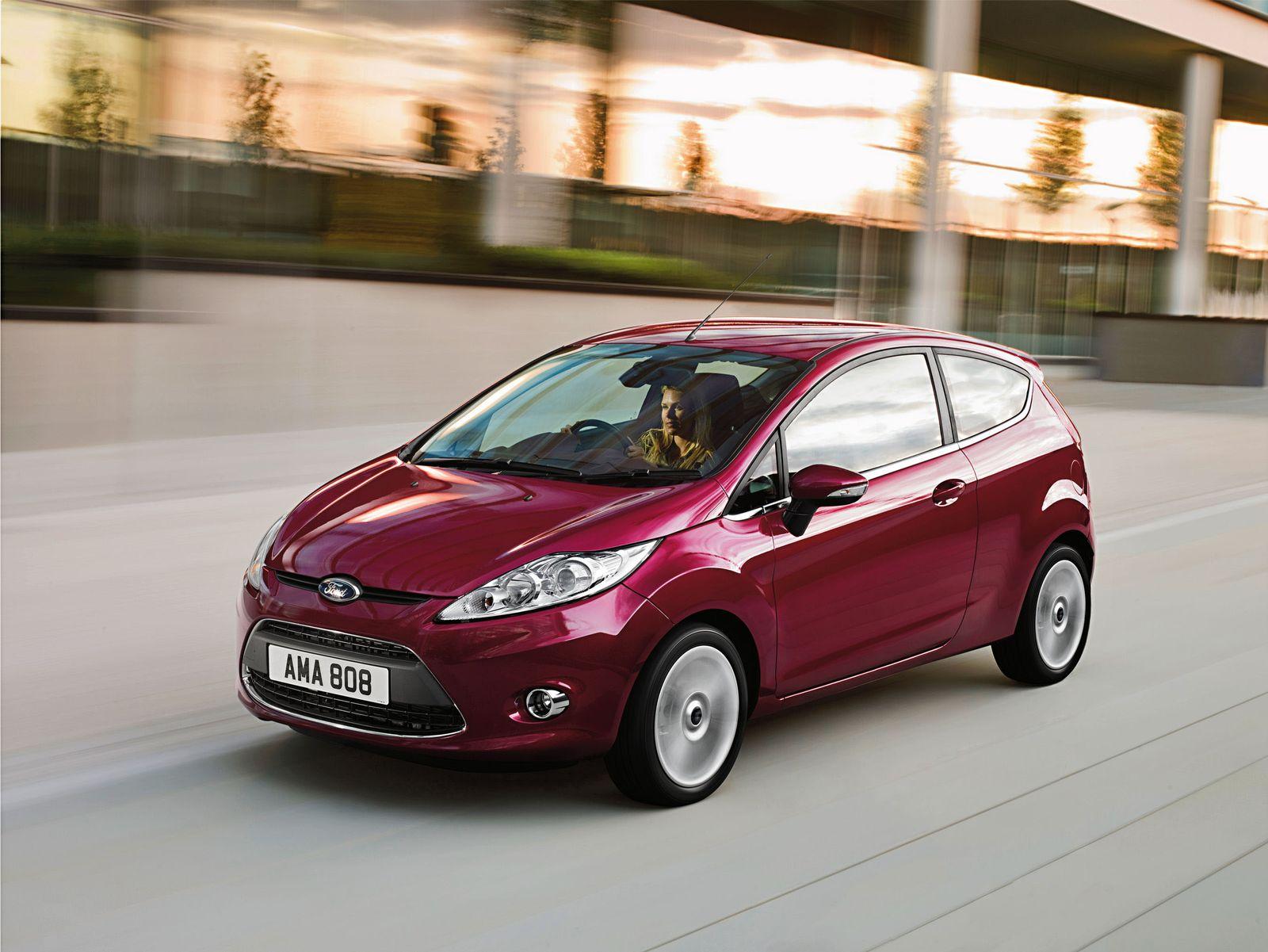 Ford Fiesta / Die zehn meistverkauften Autos 2011