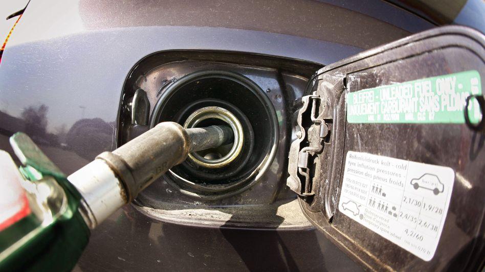 Guter Monat für Autofahrer: Das Tanken war im November vielerorts billiger