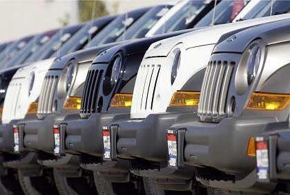 Ein bisschen Daimler: Konzernchef-Chef Dieter Zetsche will eine Minderheit an Chrysler behalten