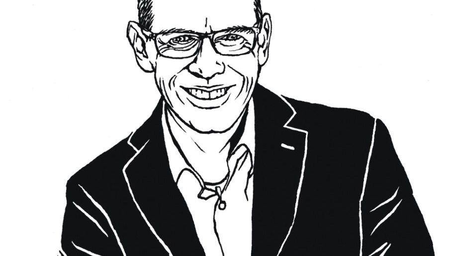 Boris Scholz ist Geschäftsführer Corporate Information Management bei Arvato, einer Tochtergesellschaft des Medienkonzerns Bertelsmann.