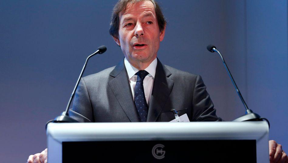 Richard Lepeu: Im März geht der Konzernchef in Pension - und wird nicht ersetzt