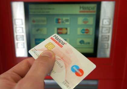 Geldautomat: Unternehmen Enron als Finanzspender missbraucht