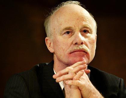 Bankenkontrolleur Jochen Sanio: Warnung vor Pleitewelle